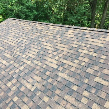 New Shingle Roof Installation in Cleveland Ohio
