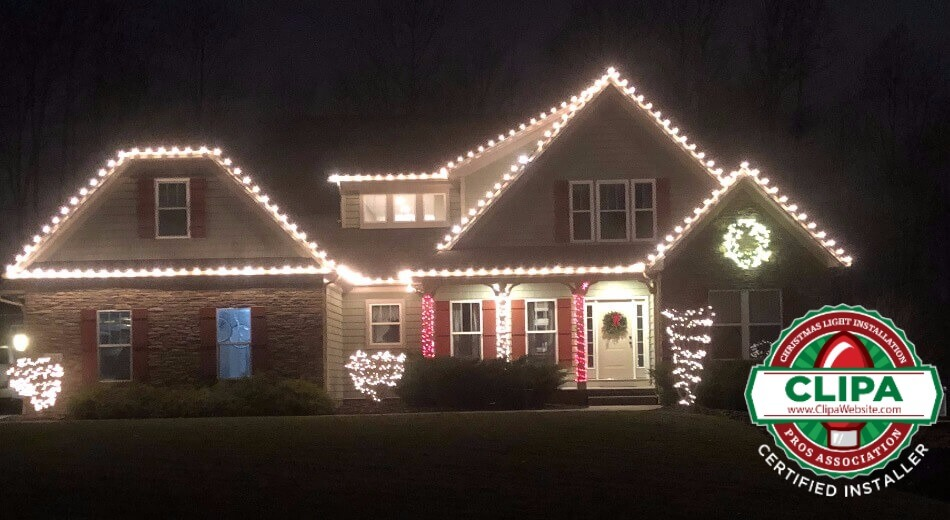 Professional and Certified Christmas Light Installation Company in Cleveland Ohio