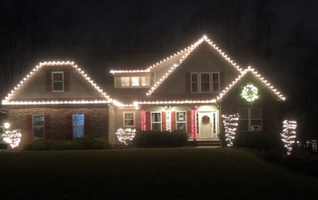 Christmas Light Installation Services in Cleveland Ohio