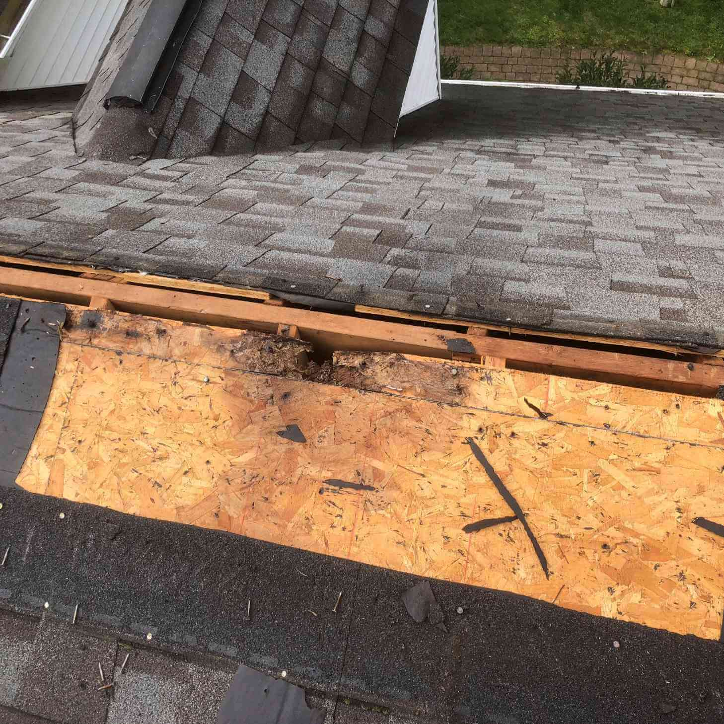 Roof Damage Repair Company in Cleveland Ohio