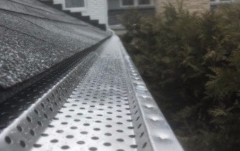 Gutter Guard Installation Services in Cleveland Ohio
