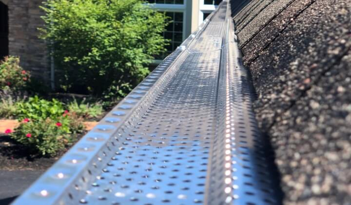 Expert Gutter Guard Installation Services in Cleveland Ohio