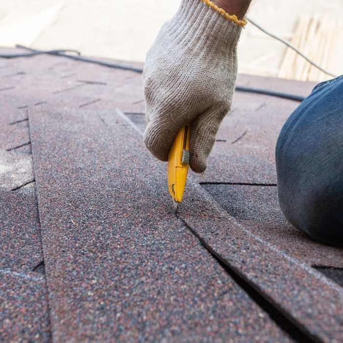 Shingle Repair Contractor Near Cleveland Ohio