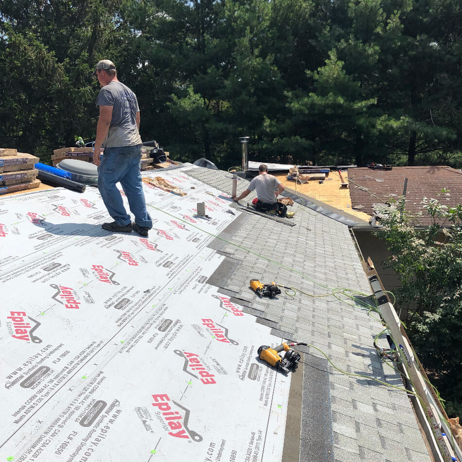 Roofing Contractors in Cleveland Ohio