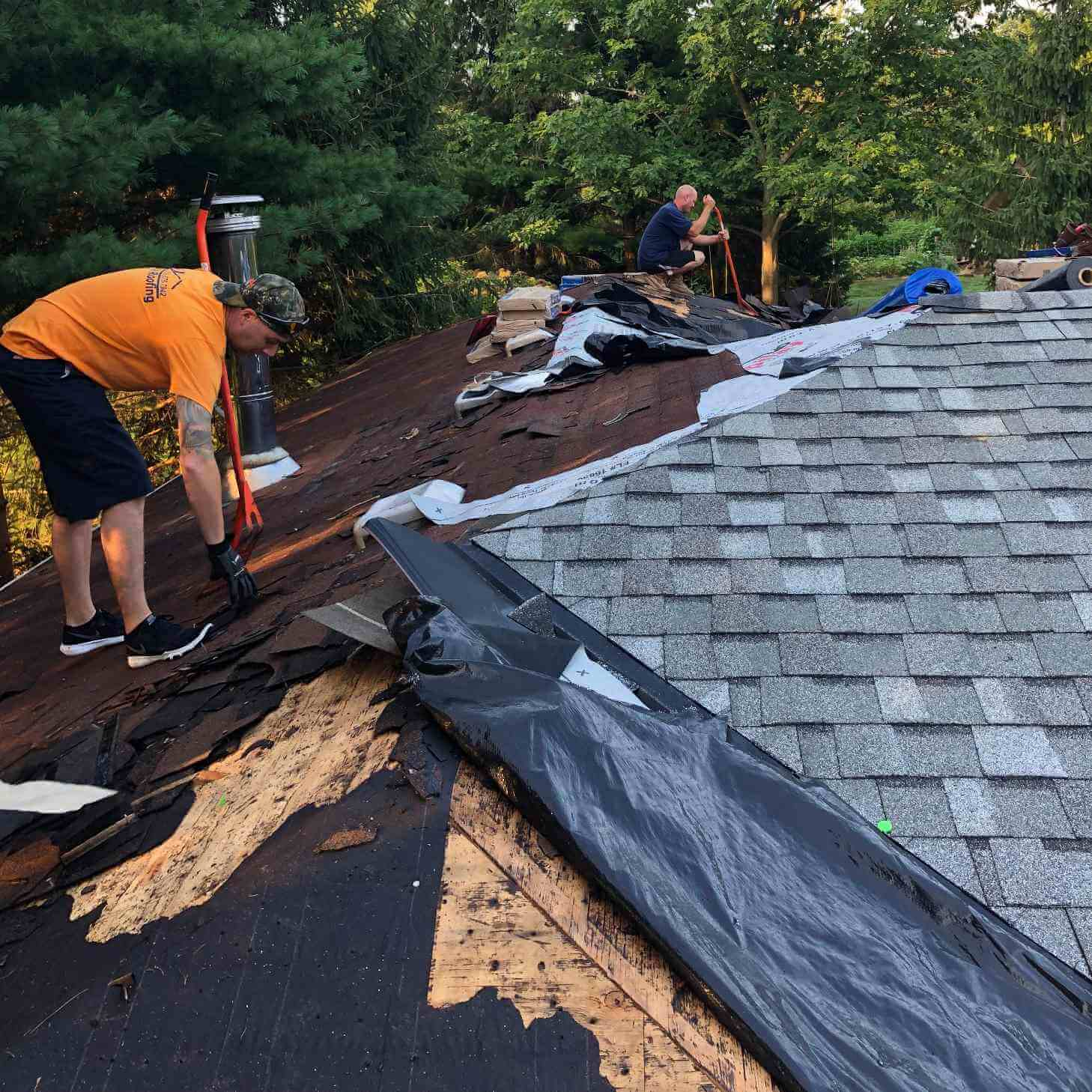 Roof Repair in Cleveland Ohio