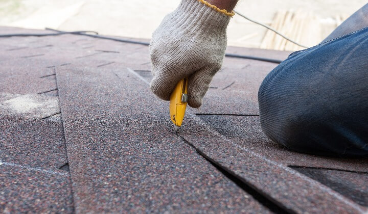 Shingle Repair Contractor Near Cleveland Ohio