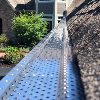 Professional Gutter Guard Installation in Lake County Ohio