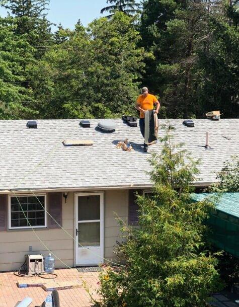 Roofing Company near Cleveland Ohio