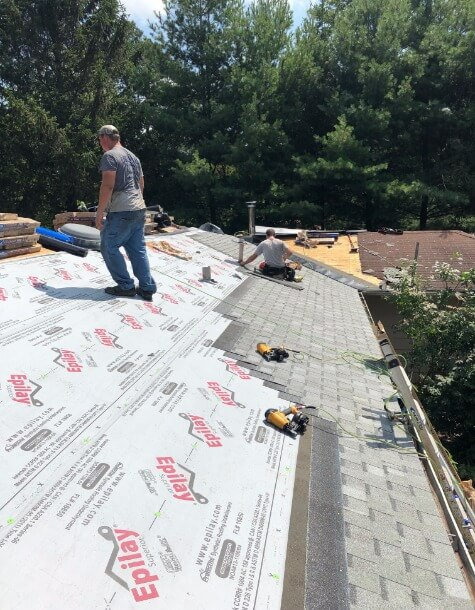 Professional Roofers in Cleveland Ohio