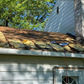 Professional Roof Shingle Repair in Cleveland Ohio